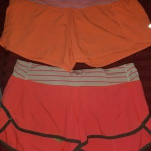 Lululemon shorts sz 10